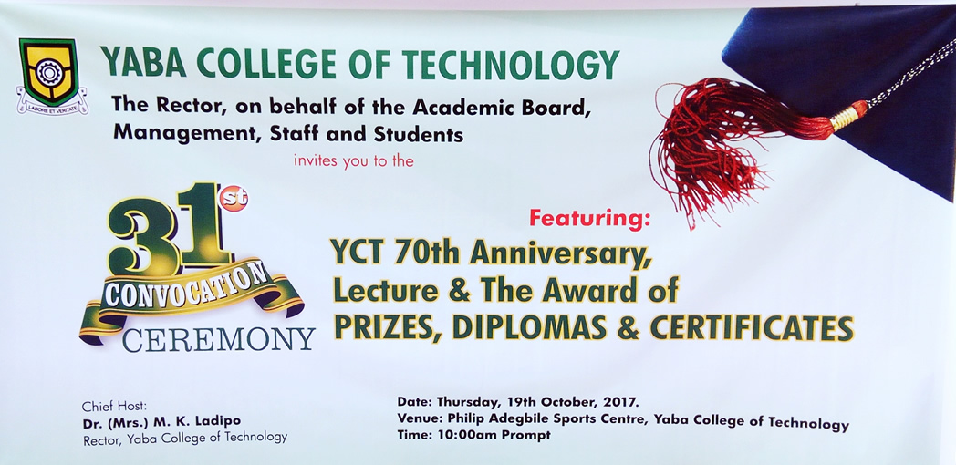 31st CONVOCATION AND 70th ANNIVERSARY